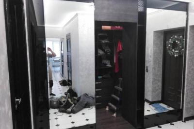 встроенный шкаф, гардеробная