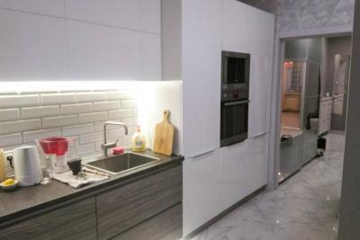 кухни с подсветкой