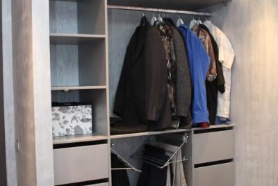 Встроенные шкафы под заказ