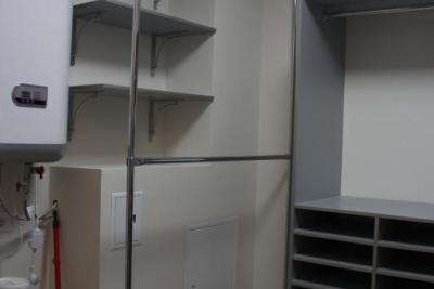 Гардеробные комнаты Тверь