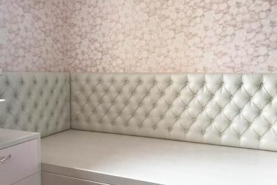 Каретная стяжка для кровати