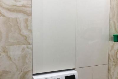 шкафы для ванной комнаты на заказ Тверь