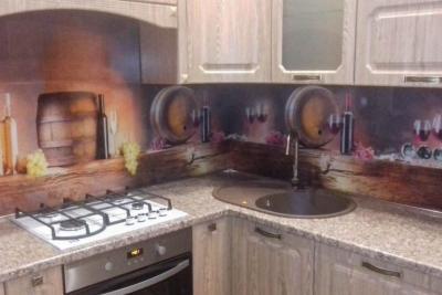 классические кухни в пленке
