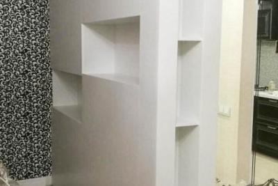 Шкаф перегородка под заказ в Твери