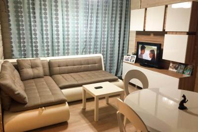 Стильные гостиные модули