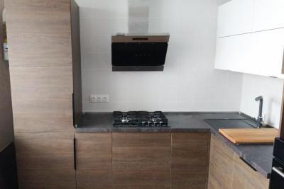 кухни в интерьер салон 3d