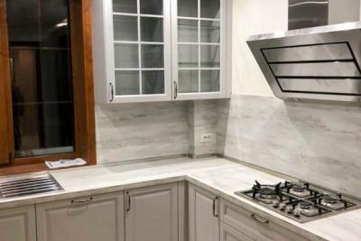 современная классика в кухнях. Интерьер салон 3d Тверь