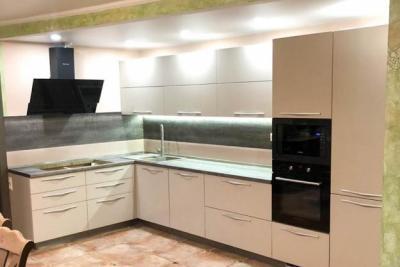 Угловая кухня. сделать дизайн кухни