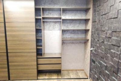 встроенный шкаф купе на заказ по размерам Тверь Тандем